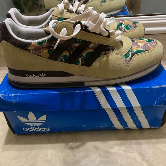 76176869970f adidas Other - Used Adidas ZX 500 Size 13 BAPE Yeezy
